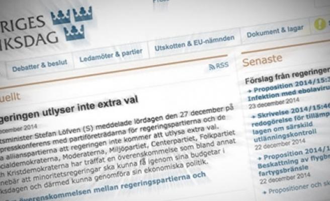 İsveç'te Hükümetinin İnternet sitesi hacklendi!