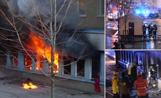 İsveç'teki Cami saldırısı sonrası resmi açıklamalar ve yankıları