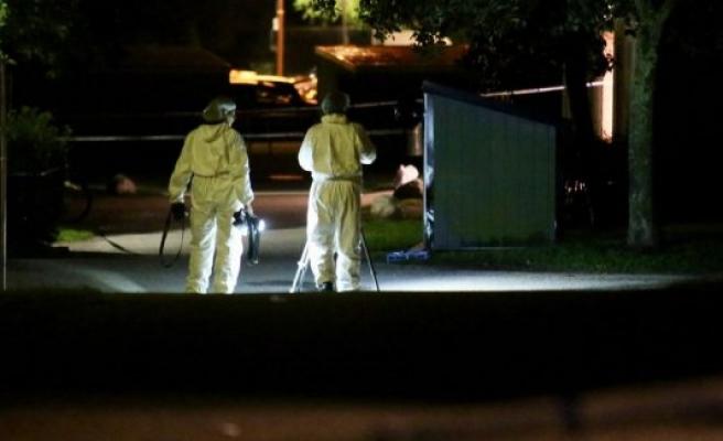 Jordbro'da bir kişi öldürüldü