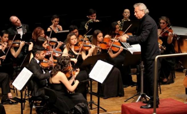 Karşıyaka Oda Orkestrası İsveç yolcusu