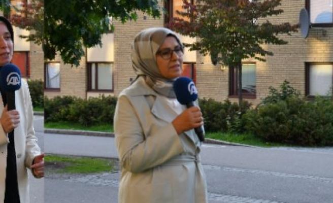 Katırcıoğlu ve Benli'den İsveç Parlamento ziyareti sonrası açıklama