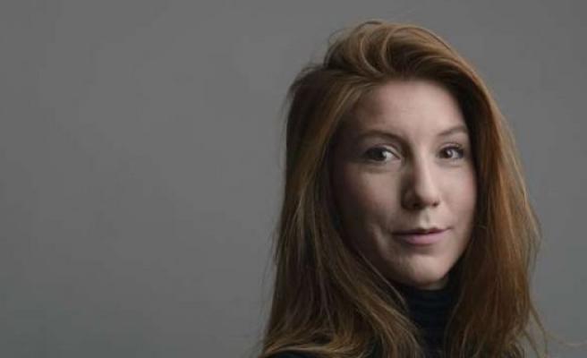 Kesik başlı ceset İsveçli gazeteci Kim Wall'a ait