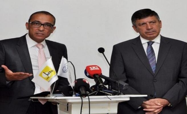 Kıbrıslı Türk ve Rum Ticaret Odaları İsveç ve Finlandiya'ya Gidecek