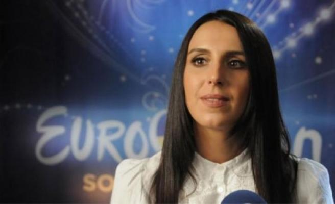 Kırım Tatarı Jamala, İsveç'e hazırlanıyor