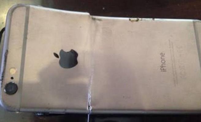 Konuşma sırasında aşırı ısınan iPhone 6 patladı