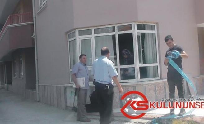 KULU'da, Gurbetçinin Evine Hırsız Girdi