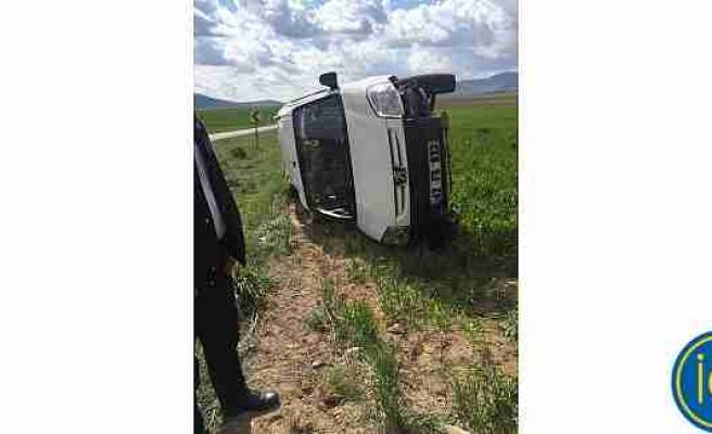 KULU'DA; Trafik Kazası 3 Yaralı