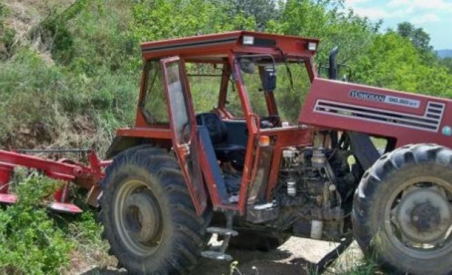 KULU'da traktör kazası: 1 ölü