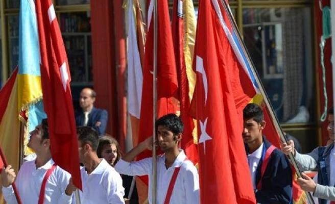 Kulu'da 19 Mayıs Kutlandı