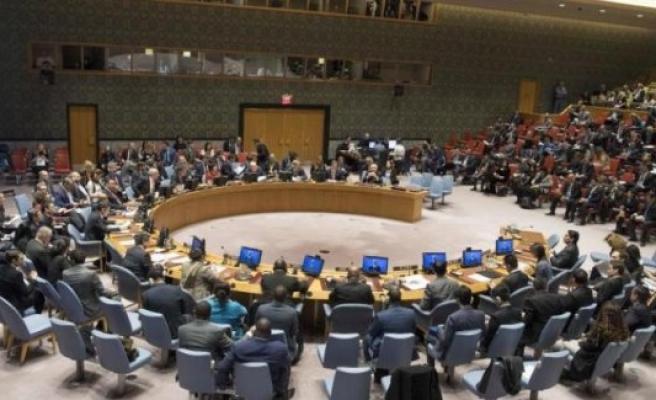 Kuveyt ve İsveç'ten Suriye'de ateşkes için BMGK'ya karar tasarı