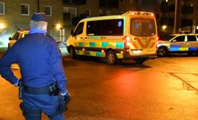 Malmö'de gece art arda silah ve patlama sesleri