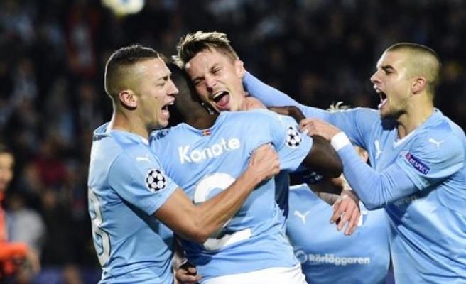 Malmö'den büyük sürpriz
