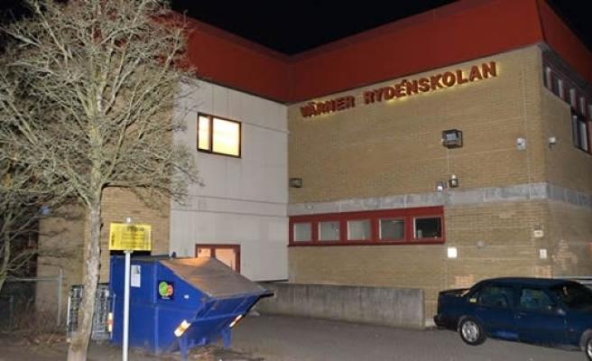Malmö'de öğrenciler arasında çıkan kavga okulu kapattı