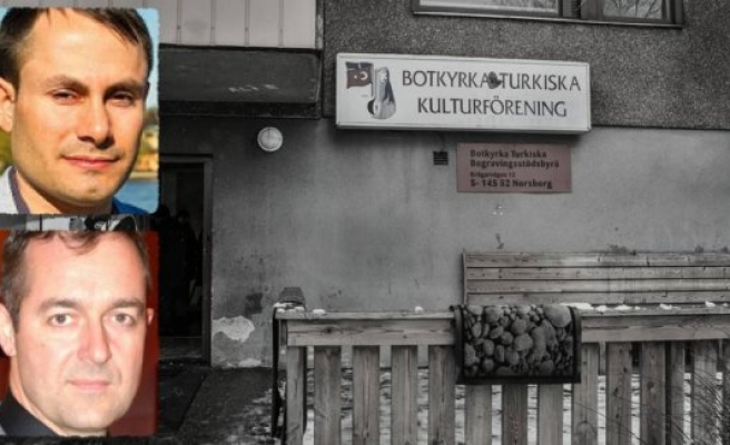 Mikail Yüksel'den İsveç'te etnik siyaset yapanlara eleştiri