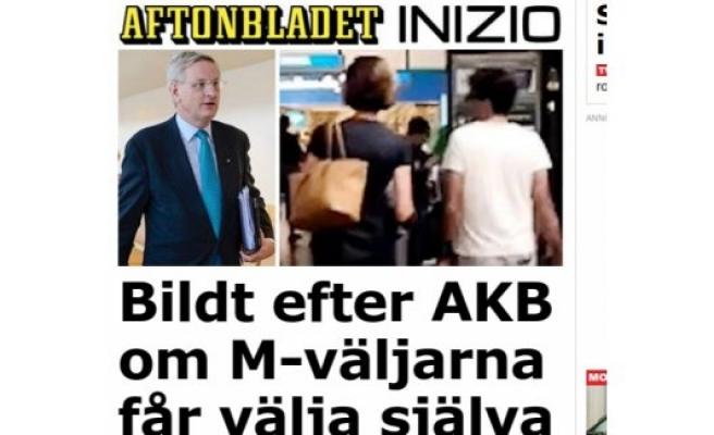 Moderat Partisinin Başına Carl Bildt'mi geçiyor?