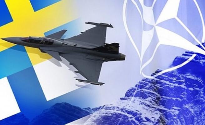Nato, İsveç ve Finlandiya ile İşbirliğini Artırıyor