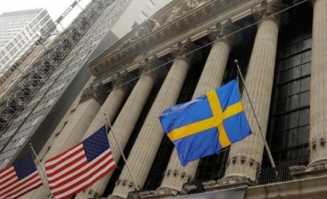 New York borsasında İsveç bayrağı skandalı