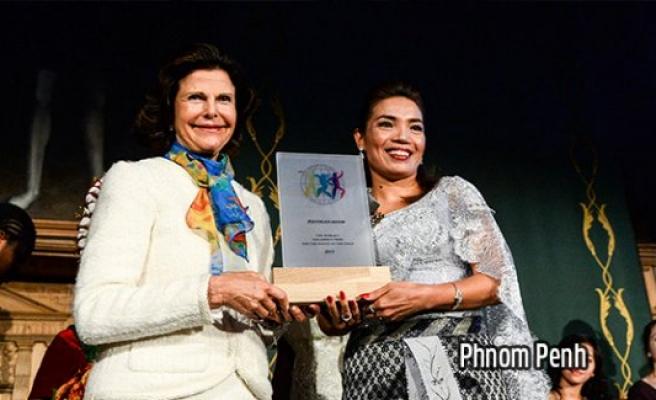 Nobel Çocuk Barış Ödülü'de Stockholm'de  sahibini buldu
