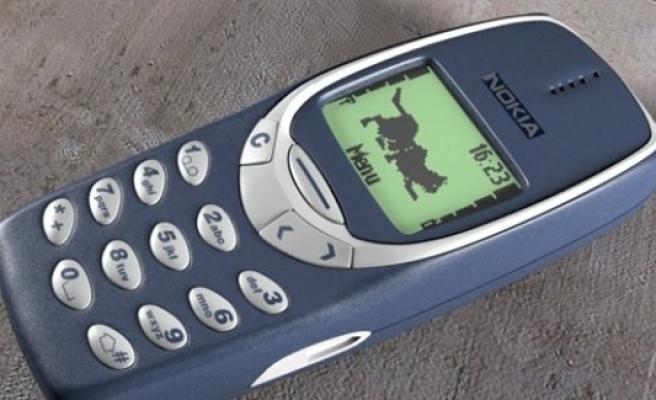 Nokia 3310 geri döndü...