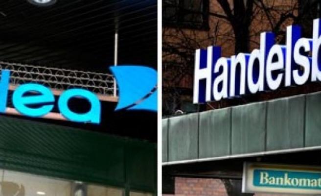 Nordea ve Handesbank'a 85 milyon kron kara para aklama cezası
