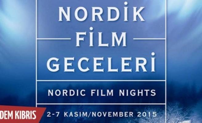 """""""Nordik Film Geceleri"""" Kıbrıs'ta başlıyor..."""