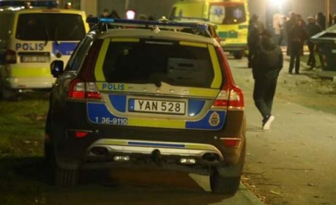 Norsborg'de bir kişi öldürüldü