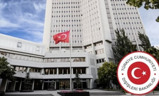 Norveç'in Ankara Büyükelçisi, Dışişleri'ne çağrıldı