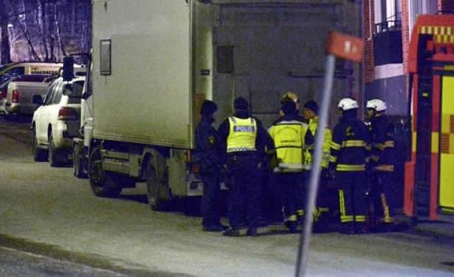 Nyköping bombalı saldırı sonrası fena çalkalanıyor!