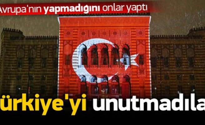 Onlar Türkiye'yi unutmadı