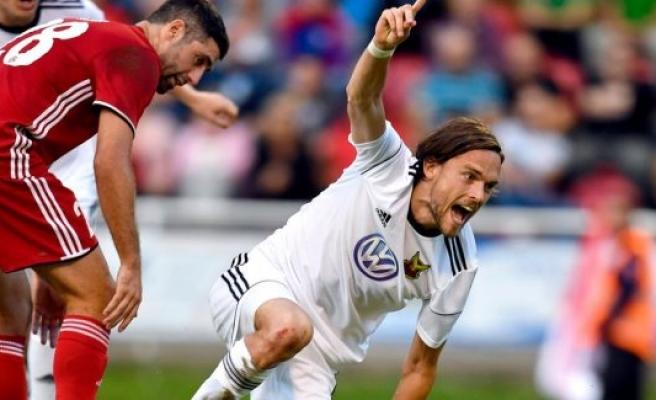Östersunds play-off turuna yükseldi