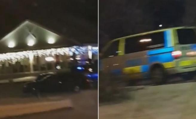 Pizza restoranında iki kişiyi vuran tutuklandı