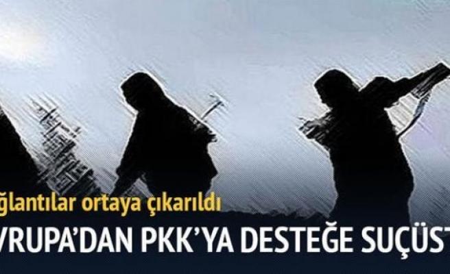 PKK'ya İsveç'ten desteğe suçüstü
