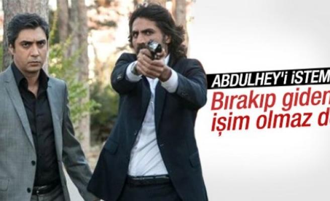 Polat Alemdar Abdülhey'i istemedi