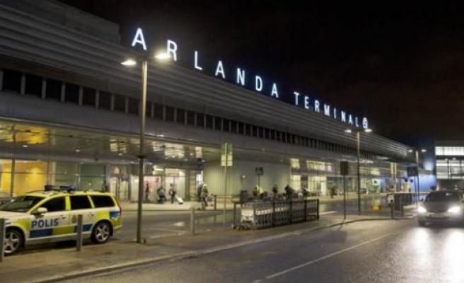 Radarlar çöktü; İsveç'te ki havalimanlarında kaos...