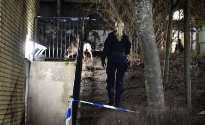 Rinkeby'de bir eve silahlı saldırı