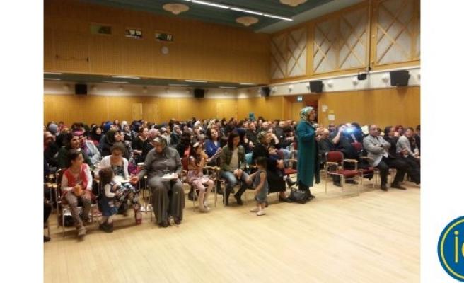 Rinkey'de kermesli ''Kadınlar Günü ''Kutlaması