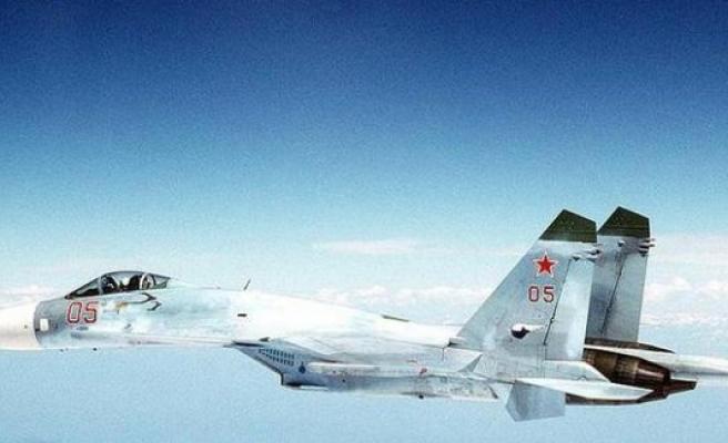 Rus savaş uçağı bu seferde İsveç uçağını taciz etti