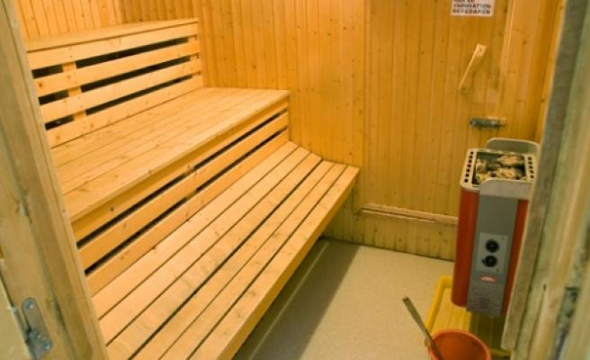 Sauna'ya girenler daha uzun yaşıyor...