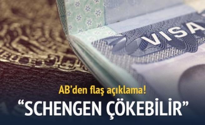 """""""Schengen çökebilir"""""""