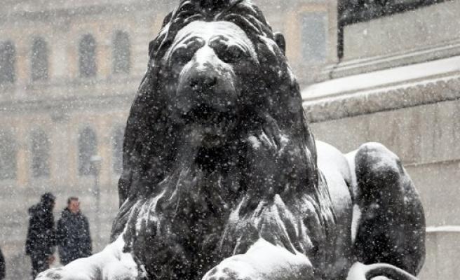 Sibirya soğukları, Avrupa'yı felç etti