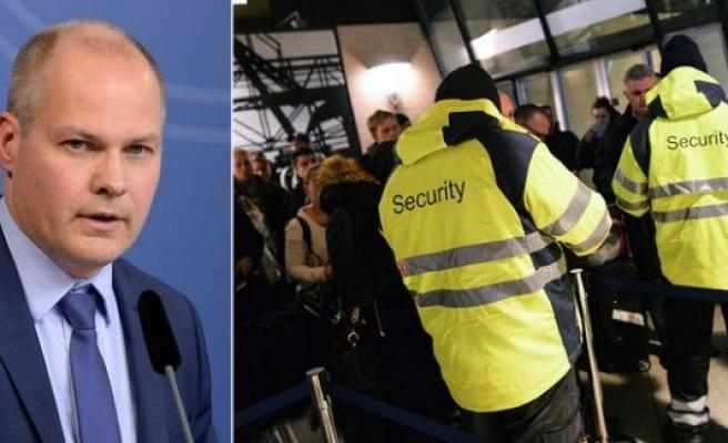 Sınır Kontrolü Başlatan İsveç Ve Danimarka'yı AB Uyaracak!
