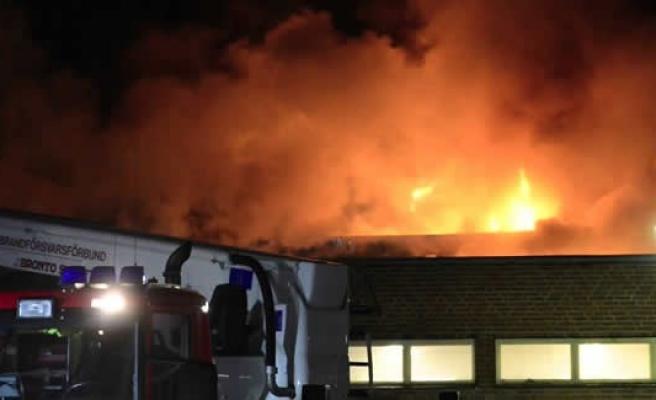 Södertälje'da Villa yangını can aldı!