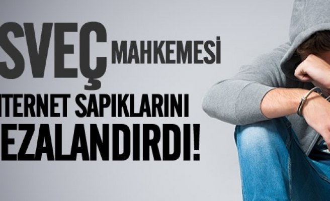 Sosyal Medya üzerinden kızları kandıranlara İsveç Mahkemesinden ceza!
