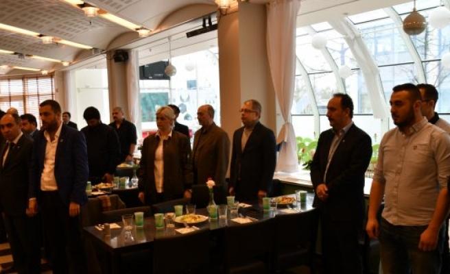 Stockholm'de Alparslan Türkeş ve şehitleri anma programı
