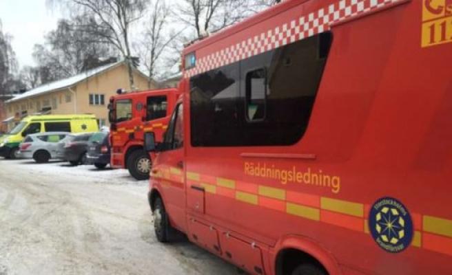 Stockholm'de bir okul bomba ihbarı nedeniyle kapatıldı