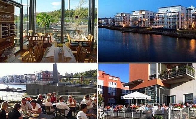 Stockholm'de  en iyi Akdeniz mutfağı bu Restoranda