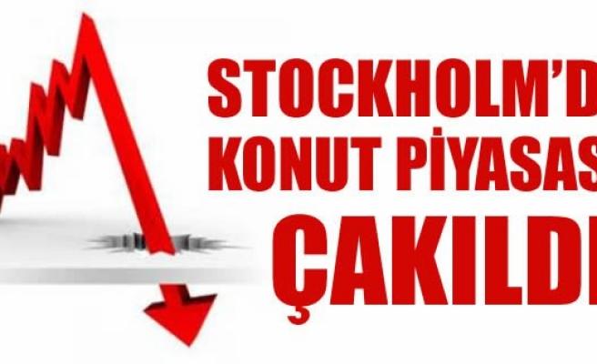 Stockholm'de konut piyasası sıkıntılı