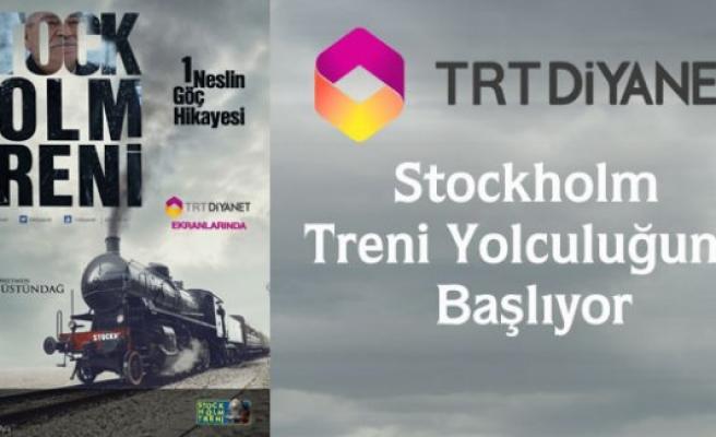 Stockholm Treni belgeseli tekrar başlıyor: İşte saati