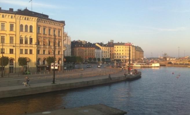 Stockholm'de bahar havası