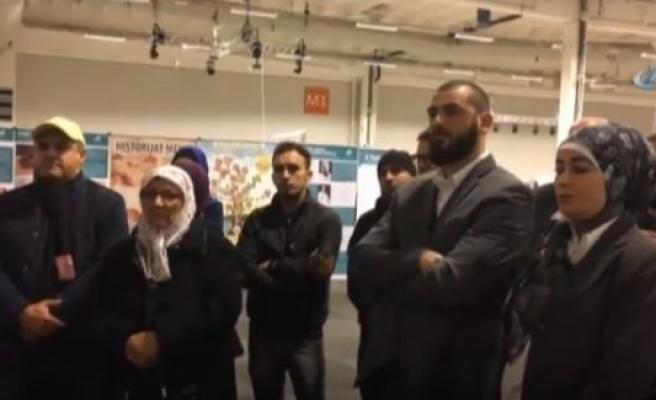 """Stockholm'de """"Müslüman Aileler Günleri"""" Büyük İlgi Gördü"""